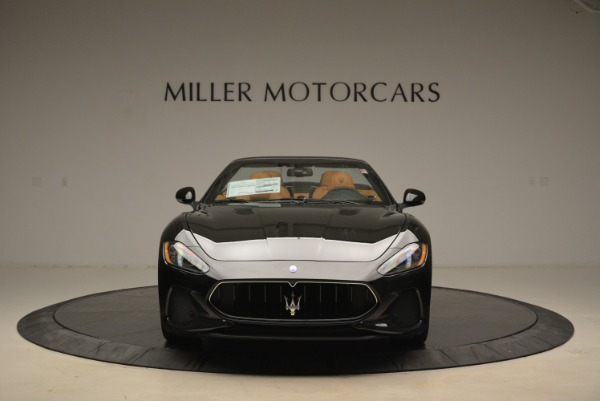 New 2018 Maserati GranTurismo MC Convertible for sale Sold at Alfa Romeo of Greenwich in Greenwich CT 06830 11