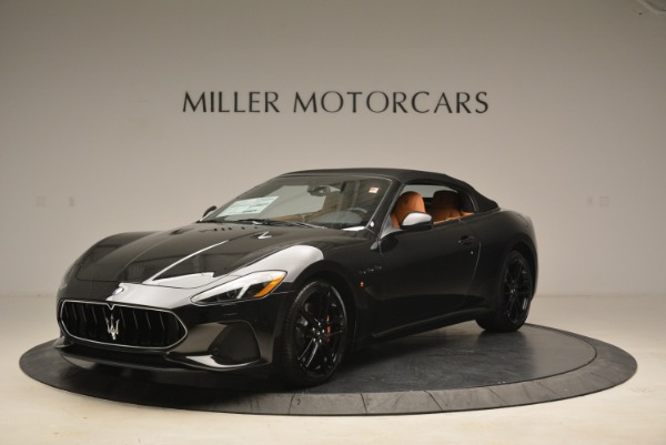 New 2018 Maserati GranTurismo MC Convertible for sale Sold at Alfa Romeo of Greenwich in Greenwich CT 06830 12