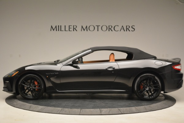 New 2018 Maserati GranTurismo MC Convertible for sale Sold at Alfa Romeo of Greenwich in Greenwich CT 06830 13