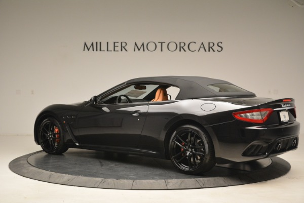 New 2018 Maserati GranTurismo MC Convertible for sale Sold at Alfa Romeo of Greenwich in Greenwich CT 06830 14