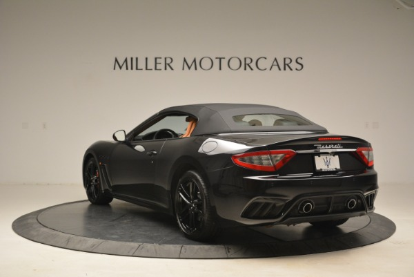 New 2018 Maserati GranTurismo MC Convertible for sale Sold at Alfa Romeo of Greenwich in Greenwich CT 06830 15