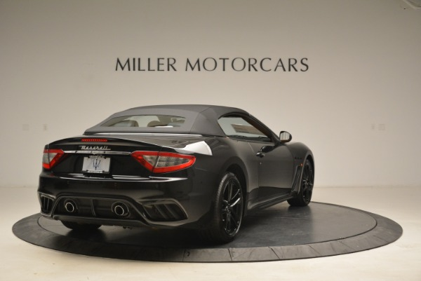 New 2018 Maserati GranTurismo MC Convertible for sale Sold at Alfa Romeo of Greenwich in Greenwich CT 06830 17