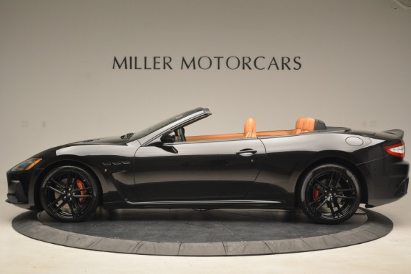 New 2018 Maserati GranTurismo MC Convertible for sale Sold at Alfa Romeo of Greenwich in Greenwich CT 06830 2