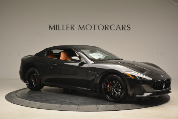 New 2018 Maserati GranTurismo MC Convertible for sale Sold at Alfa Romeo of Greenwich in Greenwich CT 06830 20