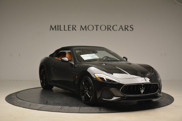 New 2018 Maserati GranTurismo MC Convertible for sale Sold at Alfa Romeo of Greenwich in Greenwich CT 06830 21