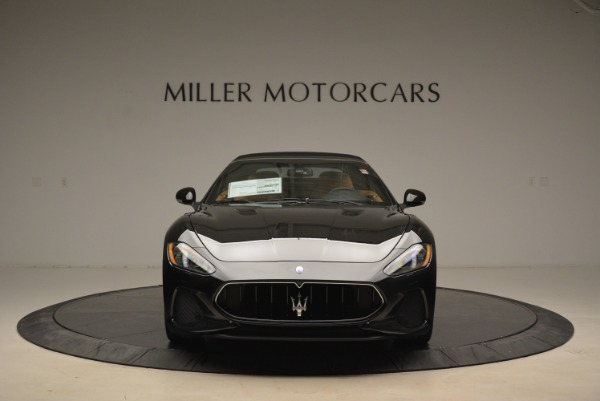 New 2018 Maserati GranTurismo MC Convertible for sale Sold at Alfa Romeo of Greenwich in Greenwich CT 06830 22