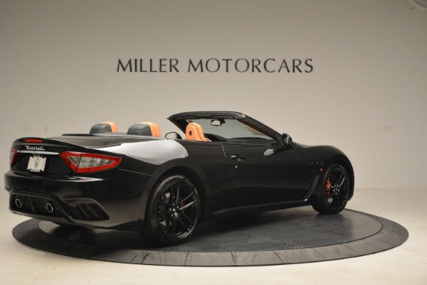 New 2018 Maserati GranTurismo MC Convertible for sale Sold at Alfa Romeo of Greenwich in Greenwich CT 06830 7