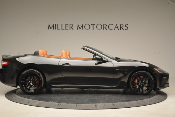 New 2018 Maserati GranTurismo MC Convertible for sale Sold at Alfa Romeo of Greenwich in Greenwich CT 06830 8