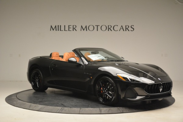 New 2018 Maserati GranTurismo MC Convertible for sale Sold at Alfa Romeo of Greenwich in Greenwich CT 06830 9