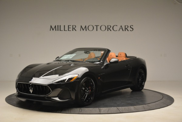 New 2018 Maserati GranTurismo MC Convertible for sale Sold at Alfa Romeo of Greenwich in Greenwich CT 06830 1