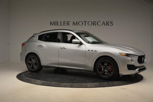 New 2018 Maserati Levante Q4 GranSport for sale Sold at Alfa Romeo of Greenwich in Greenwich CT 06830 11