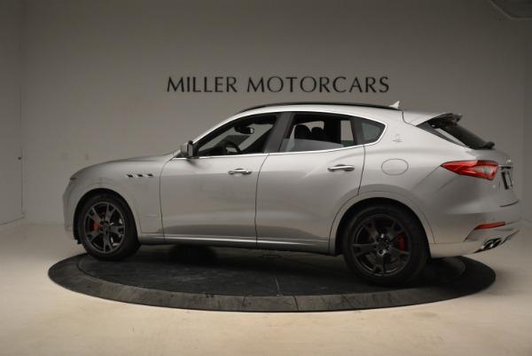 New 2018 Maserati Levante Q4 GranSport for sale Sold at Alfa Romeo of Greenwich in Greenwich CT 06830 5