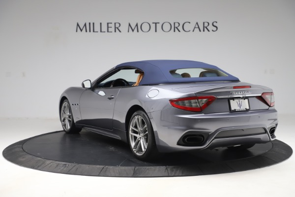 Used 2018 Maserati GranTurismo Sport Convertible for sale Sold at Alfa Romeo of Greenwich in Greenwich CT 06830 16