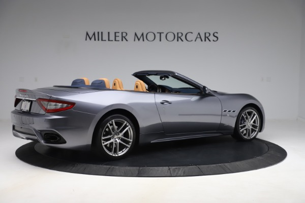 Used 2018 Maserati GranTurismo Sport Convertible for sale Sold at Alfa Romeo of Greenwich in Greenwich CT 06830 8