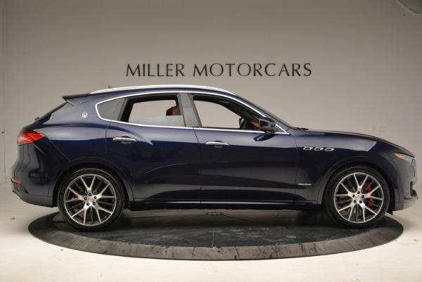 New 2018 Maserati Levante S Q4 GranLusso for sale Sold at Alfa Romeo of Greenwich in Greenwich CT 06830 10