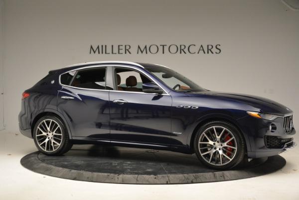 New 2018 Maserati Levante S Q4 GranLusso for sale Sold at Alfa Romeo of Greenwich in Greenwich CT 06830 11