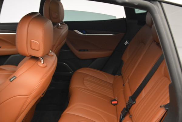 New 2018 Maserati Levante S Q4 GranLusso for sale Sold at Alfa Romeo of Greenwich in Greenwich CT 06830 17