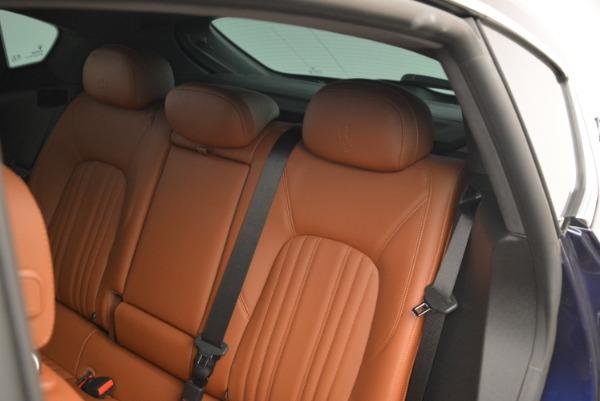 New 2018 Maserati Levante S Q4 GranLusso for sale Sold at Alfa Romeo of Greenwich in Greenwich CT 06830 18
