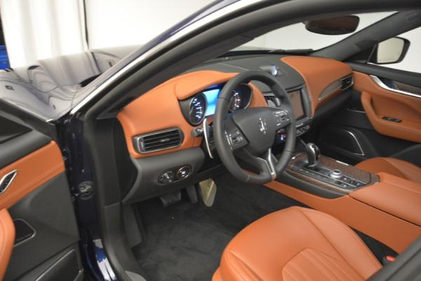 New 2018 Maserati Levante S Q4 GranLusso for sale Sold at Alfa Romeo of Greenwich in Greenwich CT 06830 19