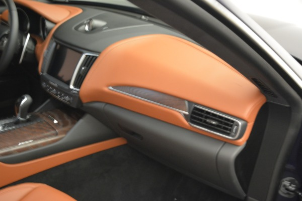New 2018 Maserati Levante S Q4 GranLusso for sale Sold at Alfa Romeo of Greenwich in Greenwich CT 06830 23