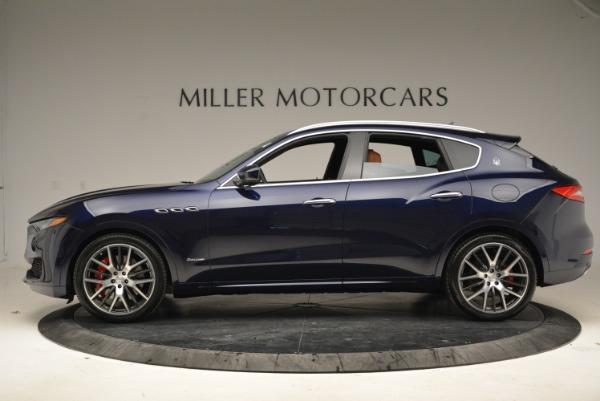 New 2018 Maserati Levante S Q4 GranLusso for sale Sold at Alfa Romeo of Greenwich in Greenwich CT 06830 4