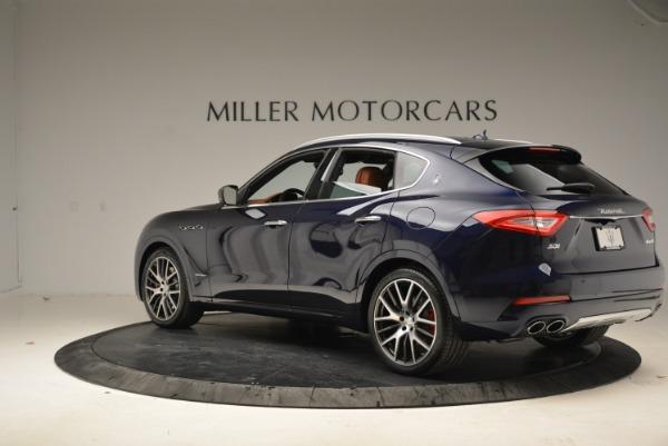 New 2018 Maserati Levante S Q4 GranLusso for sale Sold at Alfa Romeo of Greenwich in Greenwich CT 06830 6