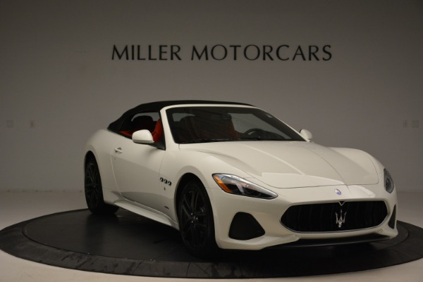 New 2018 Maserati GranTurismo Sport Convertible for sale Sold at Alfa Romeo of Greenwich in Greenwich CT 06830 12