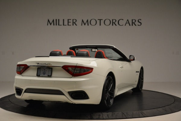 New 2018 Maserati GranTurismo Sport Convertible for sale Sold at Alfa Romeo of Greenwich in Greenwich CT 06830 19