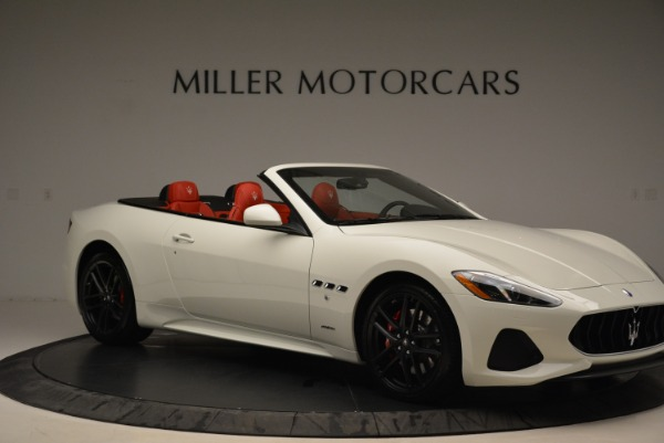 New 2018 Maserati GranTurismo Sport Convertible for sale Sold at Alfa Romeo of Greenwich in Greenwich CT 06830 22