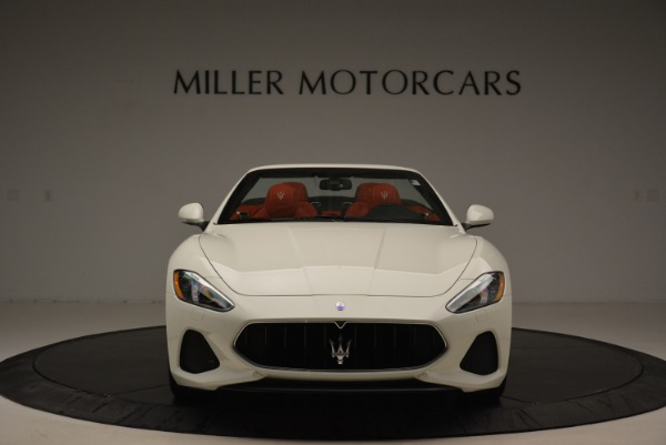 New 2018 Maserati GranTurismo Sport Convertible for sale Sold at Alfa Romeo of Greenwich in Greenwich CT 06830 24