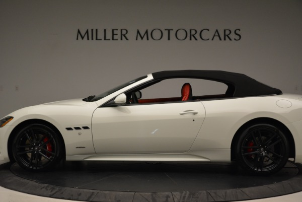 New 2018 Maserati GranTurismo Sport Convertible for sale Sold at Alfa Romeo of Greenwich in Greenwich CT 06830 4
