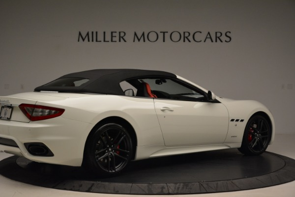 New 2018 Maserati GranTurismo Sport Convertible for sale Sold at Alfa Romeo of Greenwich in Greenwich CT 06830 9