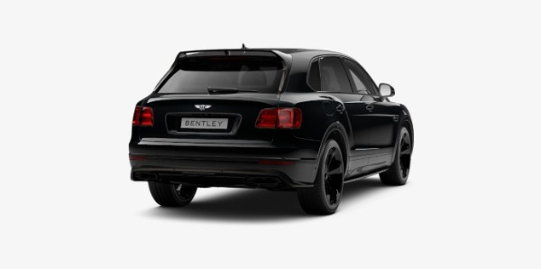 New 2018 Bentley Bentayga Black Edition for sale Sold at Alfa Romeo of Greenwich in Greenwich CT 06830 3