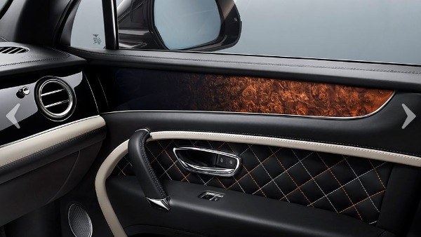 New 2018 Bentley Bentayga Mulliner for sale Sold at Alfa Romeo of Greenwich in Greenwich CT 06830 15