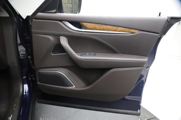 New 2018 Maserati Levante S Q4 GranLusso for sale Sold at Alfa Romeo of Greenwich in Greenwich CT 06830 22