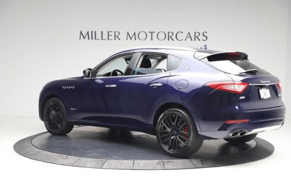 Used 2018 Maserati Levante S Q4 GranLusso for sale $67,900 at Alfa Romeo of Greenwich in Greenwich CT 06830 4