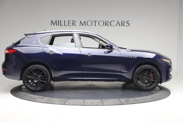 New 2018 Maserati Levante S Q4 GranLusso for sale Sold at Alfa Romeo of Greenwich in Greenwich CT 06830 9