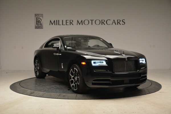 Used 2017 Rolls-Royce Wraith Black Badge for sale Sold at Alfa Romeo of Greenwich in Greenwich CT 06830 10