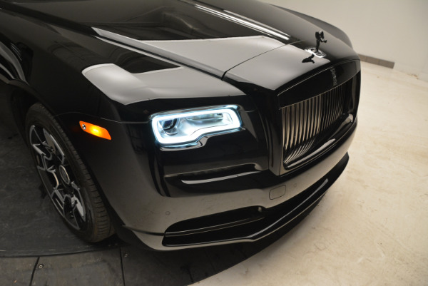 Used 2017 Rolls-Royce Wraith Black Badge for sale Sold at Alfa Romeo of Greenwich in Greenwich CT 06830 12