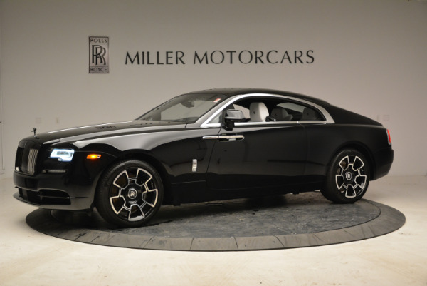 Used 2017 Rolls-Royce Wraith Black Badge for sale Sold at Alfa Romeo of Greenwich in Greenwich CT 06830 2