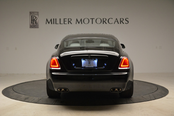 Used 2017 Rolls-Royce Wraith Black Badge for sale Sold at Alfa Romeo of Greenwich in Greenwich CT 06830 6