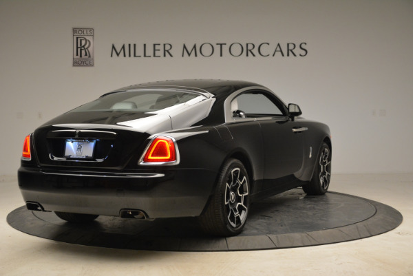 Used 2017 Rolls-Royce Wraith Black Badge for sale Sold at Alfa Romeo of Greenwich in Greenwich CT 06830 7