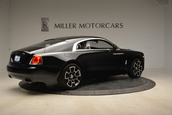 Used 2017 Rolls-Royce Wraith Black Badge for sale Sold at Alfa Romeo of Greenwich in Greenwich CT 06830 8