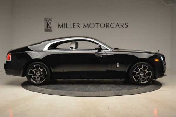 Used 2017 Rolls-Royce Wraith Black Badge for sale Sold at Alfa Romeo of Greenwich in Greenwich CT 06830 9