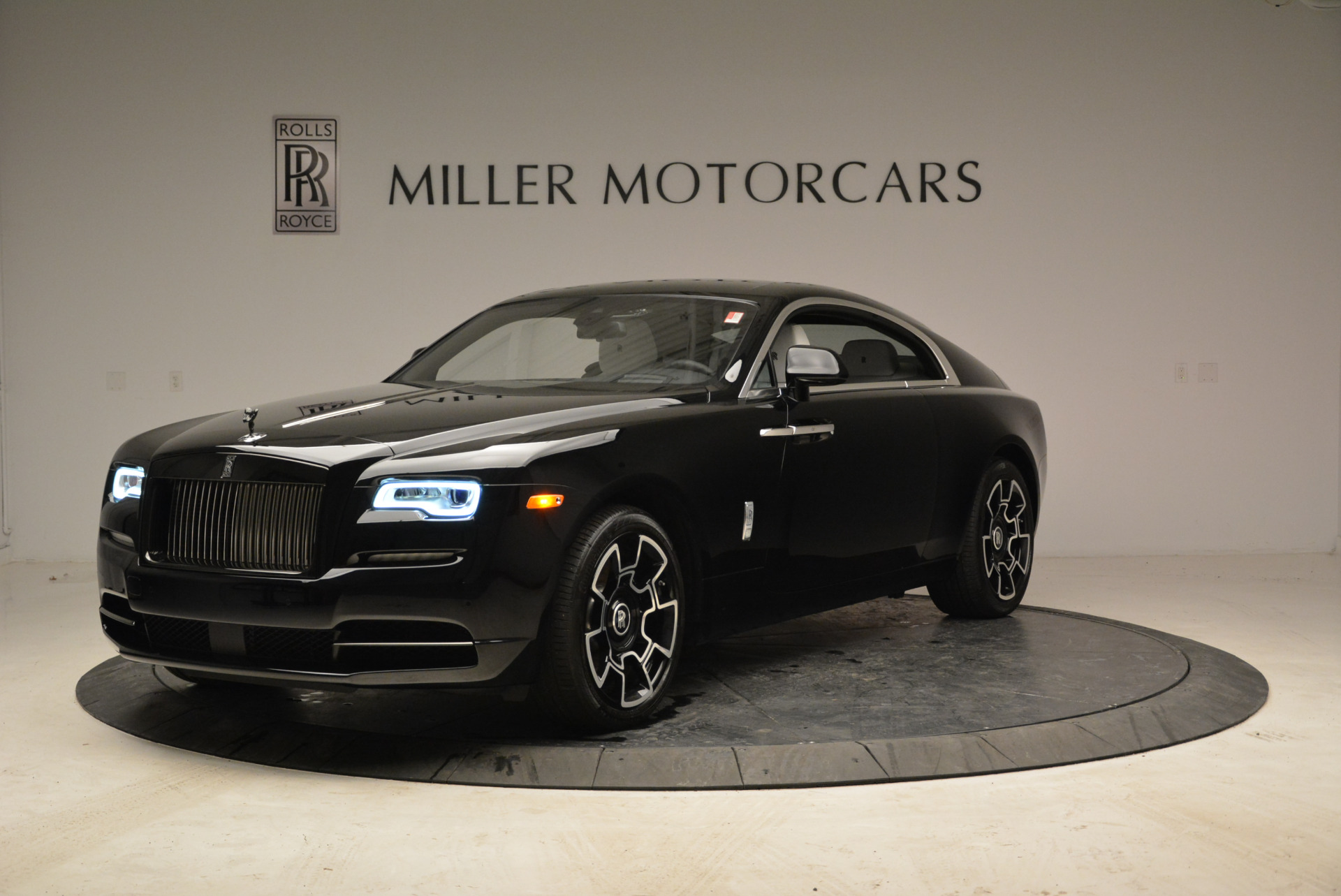 Used 2017 Rolls-Royce Wraith Black Badge for sale Sold at Alfa Romeo of Greenwich in Greenwich CT 06830 1