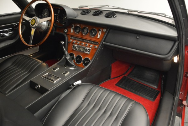 Used 1969 Ferrari 365 GT 2+2 for sale Sold at Alfa Romeo of Greenwich in Greenwich CT 06830 18