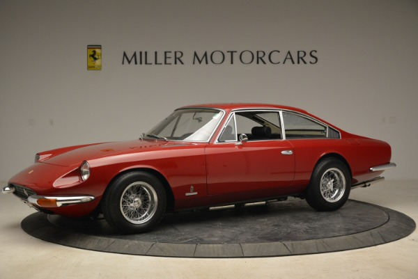 Used 1969 Ferrari 365 GT 2+2 for sale Sold at Alfa Romeo of Greenwich in Greenwich CT 06830 2