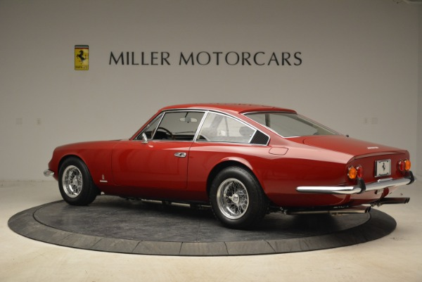 Used 1969 Ferrari 365 GT 2+2 for sale Sold at Alfa Romeo of Greenwich in Greenwich CT 06830 4