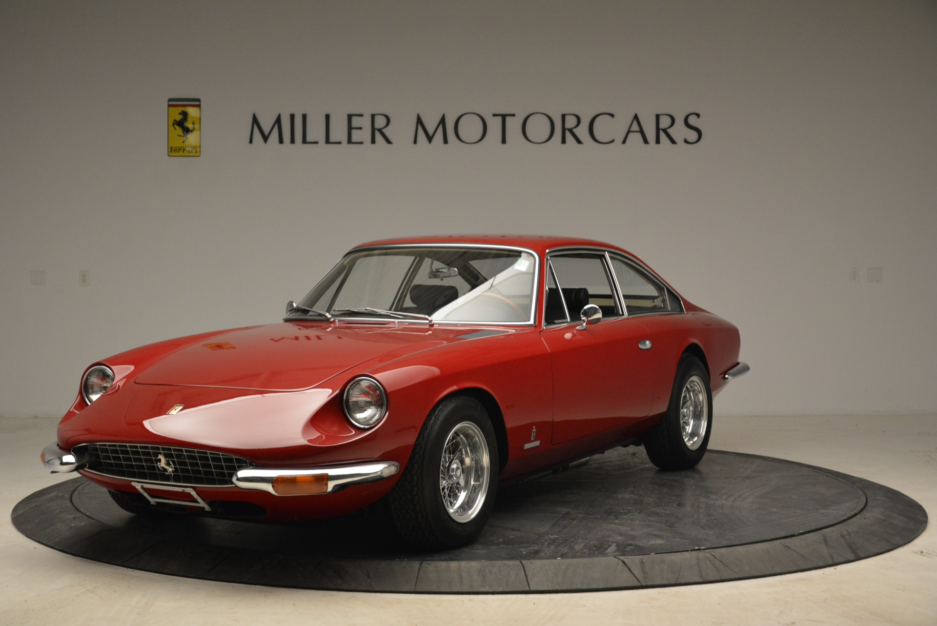 Used 1969 Ferrari 365 GT 2+2 for sale Sold at Alfa Romeo of Greenwich in Greenwich CT 06830 1