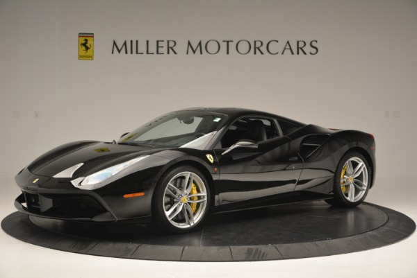 Used 2016 Ferrari 488 GTB for sale Sold at Alfa Romeo of Greenwich in Greenwich CT 06830 2